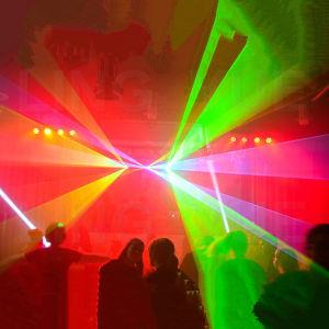 Night Club DJ Disco Stage Laser RGB 5W pictures & photos