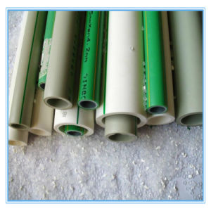 PPR Pipe Plastic Pipe for Chemical Flow Transferring Pipe System pictures & photos