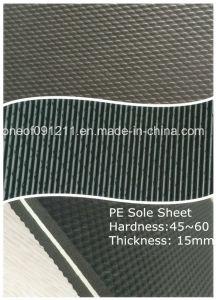 Flip Flop Material PE Sole Sheet pictures & photos