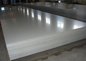 201 304 Stainless Steel Plain Sheet 2b Finish Cold Rolled pictures & photos