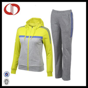 Fashion Hot Sale Womens Leisure Training Jogging Suit pictures & photos