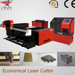 YAG Laser Cutter for Metal Cutting in Kitchen Ware pictures & photos