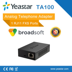 1 FXS ATA Analog Telephone Adapter pictures & photos