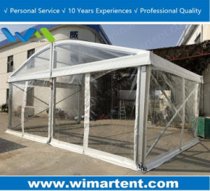 Waterproof Tranparent Wall Arched Roof Big Outdoor Event Party Tent pictures & photos