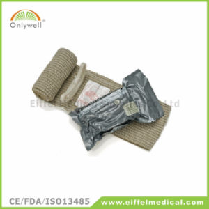 Israeli Army Military Battle First Aid Compression Trauma Bandage pictures & photos