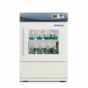 Vertical Type Shaking Incubator (single door & double layer) pictures & photos