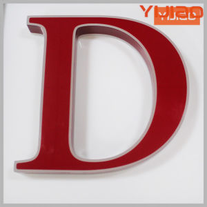 Outdoor Channel Letter Acrylic LED Channel Letter pictures & photos