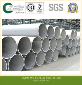 Manufacturer AISI 304 316 U-Type Stainless Steel Pipe pictures & photos