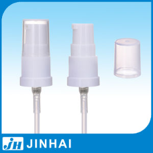 (T) 18/415 Plastic Cream Pump for Cosmetic with Cap pictures & photos