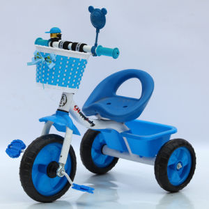 2016 Latest Children′s Tricycle with 3 Wheels for Kids Bike pictures & photos