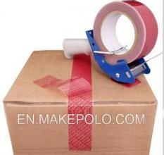 Security Tamper Proof Void Tape for Carton Sealing pictures & photos