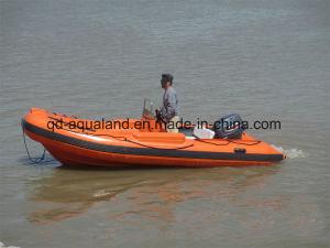 Aqualand 16feet 4.7m Motor Boat/Fishing Boat/Rib Boat (RIB470B) pictures & photos