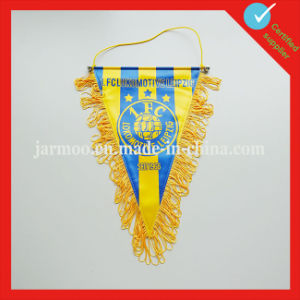 Custom Embroidery Gift Flag & Club Flag (JMZ-CF134) pictures & photos