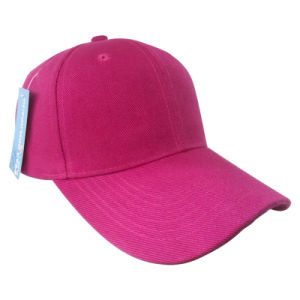 Cheap Baseball Cap in Solid Color (baseball-6) pictures & photos