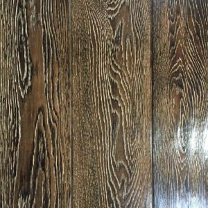 Guangzhou Supplier Antique White Oak Solid Wood Flooring pictures & photos