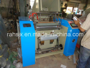 Automatic PE Stretch Film Roll to Roll Rewinder Machine (HSRW-450) pictures & photos
