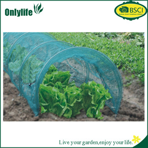Onlylife Garden Plant Work Net Tunnel Greenhouse pictures & photos