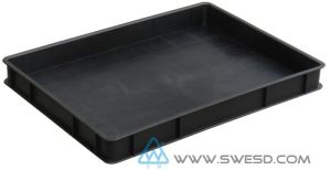 3W-9805114 Conductive Tray ESD Tray Anti-Static Tray ESD Box Conductive Anti-Static Box pictures & photos