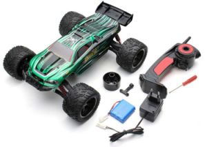 12259116 2.4G 4 Channel RC Car Truck Toy RC Racing Truggy Toy pictures & photos
