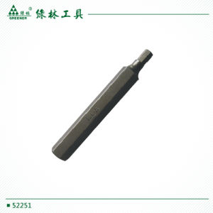 China Hot Sale High Quality Screwdriver Bits From Greenery pictures & photos