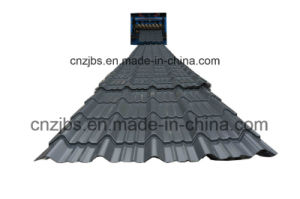 Glazed Corrugated Ibr Panel Roofing Sheet pictures & photos