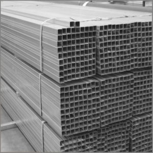 Welded Steel Tube 6m Length pictures & photos