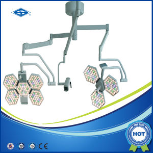 Adjust Color Temperature LED Shadowless Surgical Operating Lamp pictures & photos