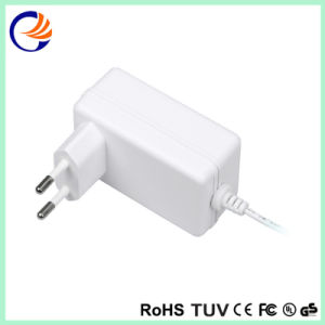 30W VDE White Casing Universal AC/DC Adaptor Switching Power Supply