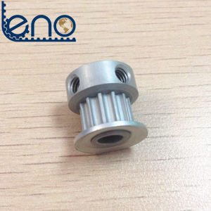 12 Teeth Small Htd3m Timing Pulley with Tapping Hole