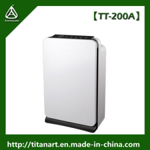 HEPA Filter Activated Carbon UV Light Air Purifier (TT-200A) pictures & photos