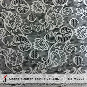 Textile Raschel Mesh Lace Fabric for Sale (M0295) pictures & photos