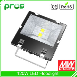 CE RoHS Approved LED Floodlight 120W for Landscape pictures & photos