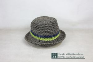 Paper Straw Hat (XH-PA2130) pictures & photos