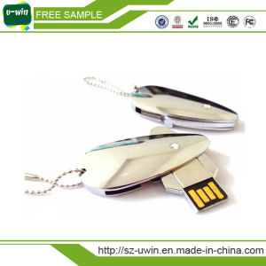 Solid Metal USB Flash Drive Model with Boomark pictures & photos
