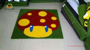 Economic Artificial Kindergarten Grass Without Heavy Metals pictures & photos