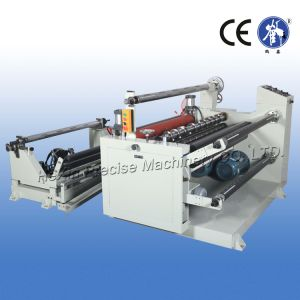 Good Performace Jumbo Roll Film Cutting Machine pictures & photos