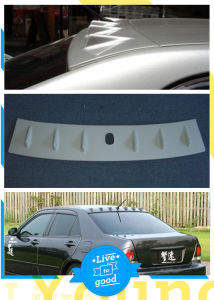 Carbon Fiber Shark Tale Spoiler for Toyota Altezza RS200 1998 pictures & photos