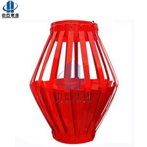 Oilfield Non-Welded Cement Basket, Hinged Cementing Basket pictures & photos