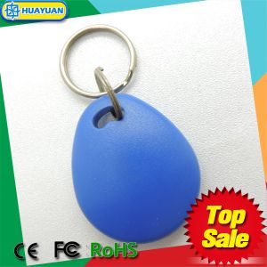 125kHz TK4100 Access Control RFID Proximity Keychain tag pictures & photos