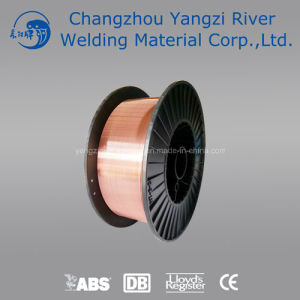 Aws A5.18 Er70s-6 Layer MIG Copper Welding Wire