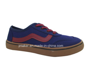 Chinese Comfort Men Injection Skate Shoes, Walking Shoes (J2608-M)