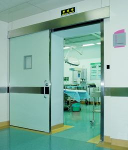 Automatic Airtight Sliding Door Radiation X-ray Protection Lead Door Supplier (HF-J194) pictures & photos