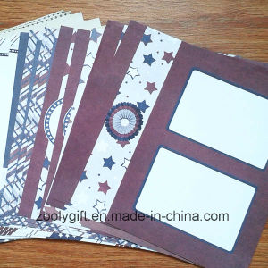High Quality Custom Scrapbooking Paper Designs Pattern Paper Pack pictures & photos