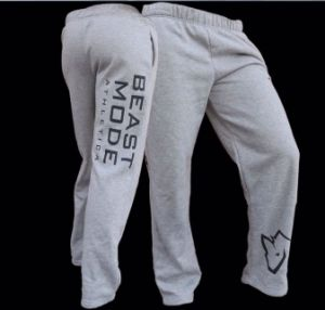 OEM High Quality Hot Sale Ple Size Men and Women Track Pants pictures & photos