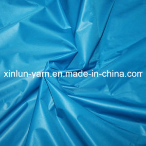 Parachute Nylon Polyester Fabric for Jacket/Bag/Inflatable Sofa pictures & photos