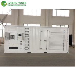 1000kw Diesel Generator with Silent Canopy pictures & photos