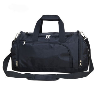 2015 New Nylon Polyester Sports Travel Bag Weekend Bag Duffel Bag pictures & photos