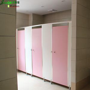 Jialifu Pink Sport Center Moistureproof Phenolic Toilet Partition pictures & photos