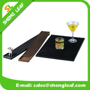 Eco-Friendly Soft PVC Rubber Bar Mat (SLF-BM044) pictures & photos