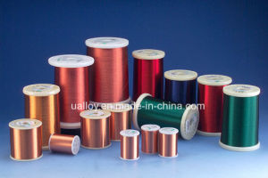 Ultra Fine Enamelled Karma Alloy Wire (6J22) pictures & photos